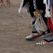 Stock Photo: Native American Dance