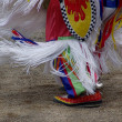Foto de Stock  : Native AmericDance