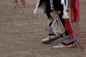 Native American Dance — Stock Photo