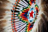 Colorful Native American Design — Stock Photo