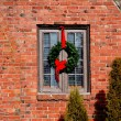 Christmas Window — Stock Photo #2450784