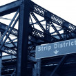 Stock Photo: Strip District Pittsburgh