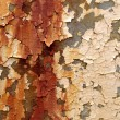 Stock Photo: Peeling Paint
