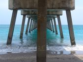 Florida Pier — Stock Photo
