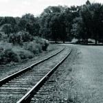 Train Track — Stock Photo #2594113