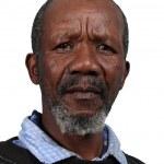 Worried African Man — Stock Photo