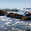 Beautiful Sea and Rocks — Stock Photo