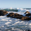 Beautiful Sea and Rocks — Stockfoto