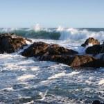 Beautiful Sea and Rocks — Stock Photo
