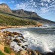 South African Sea Shore - Stock Photo