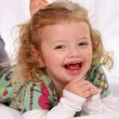 Stock Photo: Cute Two Year Old Girl