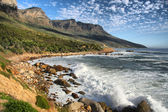 South African Sea Shore — Stok fotoğraf