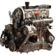 Gasoline Engine — Stock Photo