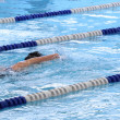 Swimming Competition — Stock Photo #2272496