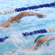 Swimming Competition — Foto de Stock