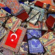 Colorful Wallets from Turkey — Stock Photo