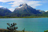 Lake Tronador — Stock Photo