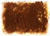 Handmade canvas texture — Stock Photo