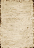 Handmade aged canvas texture — Stock Photo
