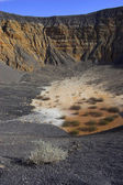 Ubehebe Volcano — Stock Photo