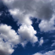 Magnificent clouds — Stock Photo
