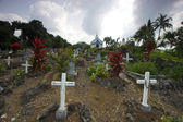 Starý hřbitov — Stock fotografie