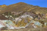 Wielobarwny minerałów — Zdjęcie stockowe