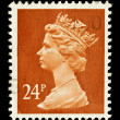 English Postage Stamp — Stock Photo #2344720