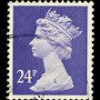 English Postage Stamp — Stock Photo #2344772