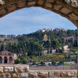 Stock Photo: Mount of Olives.