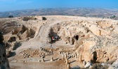 Herodium , ancient fortress. — Stock Photo