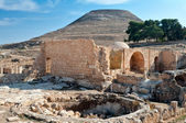 Herodium, ancient fortress. — Stock Photo
