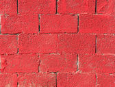 The invoice, red brick wall. — Stock Photo