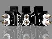 相机 — 图库照片