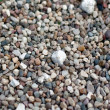 Gravel granite - Stock Photo