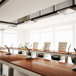 Conference room 3d render — Stock Photo #2269000