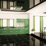 Modern kitchen interior 3d — Stock Photo #2269378