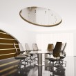 Conference room 3d — Stock Photo #2493563