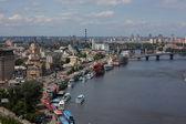 Kyiv podol — Stock Photo