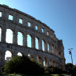 Colosseum In Pula — Stock Photo