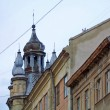 Lviv cqthedral — Stock Photo