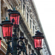Street Lamp, Venice, Italy - Stock Photo