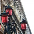 Stock Photo: Street Lamp, Venice, Italy