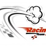 Racing speed — Stock Vector
