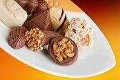 チョコレート菓子 — ストック写真