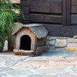Stock Photo: Dog's kennel