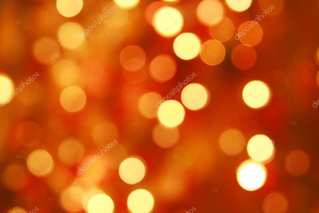 Abstract background of christmas red lights — Stock Photo #2479429
