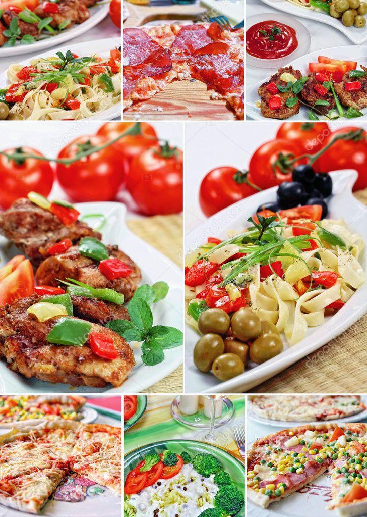 Самая вкусная еда - еда, приготовленная мамой))