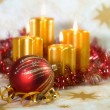 Stock Photo: Christmas still-life