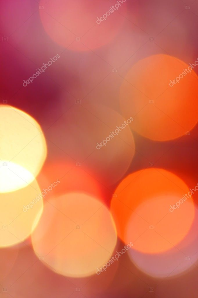 Abstract background of candlelights for Christmas — Stock Photo #2529398